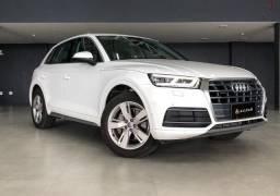 Audi Q5 Prestige Plus Tb 2.0 Branco C/ Teto Solar 2019/20