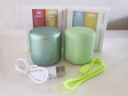 Mini caixa de som