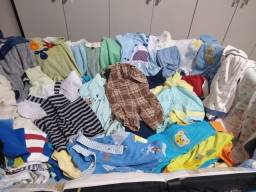 Lote roupas de menino barato