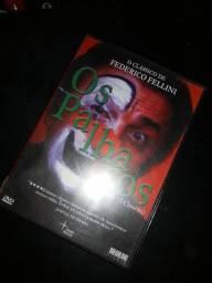 Dvd Os Palhaços Federico Fellini (legendado Português)