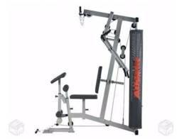 Estação De Musculação Athletic Advanced 300m - Profissional