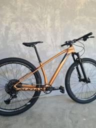 Título do anúncio: Audax Auge 700 Carbon 2021 - Bicicletando