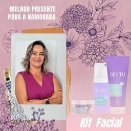 Kit Facial  ( Dia dos Namorados)