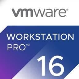 Vmware Workstation 16 Pro Original /envio Digital/+ Licença