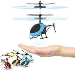 Helicóptero de Indução Infravermelha