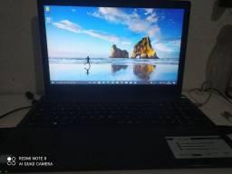 Notebook vaio 15 Polegadas i5 8 RAM SSD de 256GB