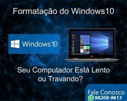 Formatação do Windows