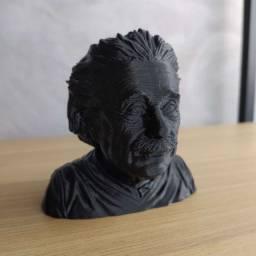 Albert Einstein Busto
