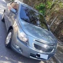 Chevrolet Cobalt Ltz 1.8 Automático Completo + Couro