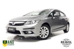 Honda Civic   2012-2013   1.8 LXL 16V Flex 4P Aut.