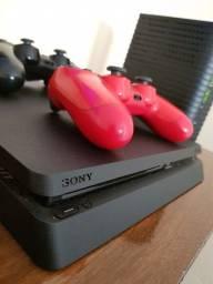 PS4 SLIM (Vendo ou Troco)