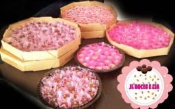 Promoção de doces e salgados