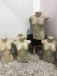 Vendo 8 maniquim