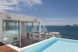 Cobertura à venda, 3 quartos, 3 suítes, 2 vagas, Ipanema - RIO DE JANEIRO/RJ