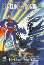 Superman e Batman: os melhores do mundo