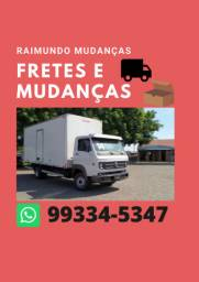 Fretes e Mudanças Manaus ou Interior!