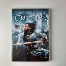 DVD Original - Filme - Cruzada - Excelente Estado