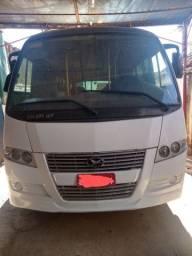 Microônibus Volare W9