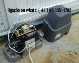 Serviço Manutenção & Instalação Motor Portão Eletrônico