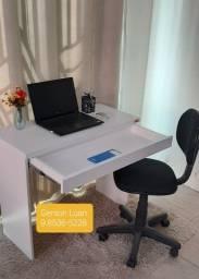 Título do anúncio: Escrivaninha Com Gavetão ?