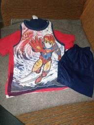 Camisetas de verao menino