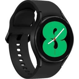 Título do anúncio: [lacrado] Novo Galaxy Watch 4 Preto 40mm c/ nota e garantia (Smartwatch, Samsung, Watch4)