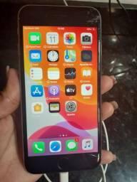 Iphone 6s tela quebrada