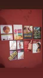 Livros para estudante de estética curso completo