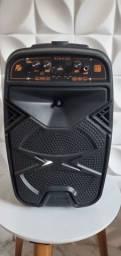 Caixa de Som Bluetooth com entrada para microfone Kts 1125