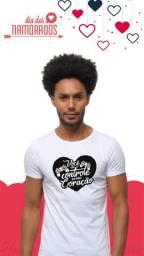 Camisas Personalizadas para o seu Amor