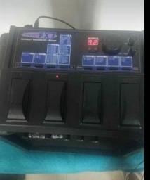 Pedaleira Dod Fx 7 Pré-amplificador