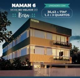 Título do anúncio: Apartamento para venda tem 36m², 1 quarto em Bessa, João Pessoa - PB
