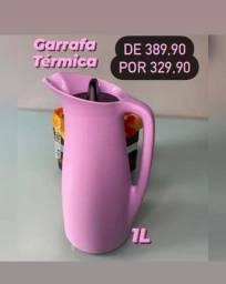 Título do anúncio: Garrafa térmica Tupperware