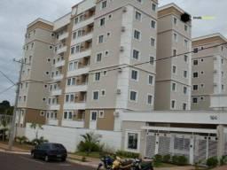 Apartamento para alugar, 66 m² por R$ 1.150,00/mês - Vila Albuquerque - Campo Grande/MS