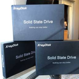Título do anúncio: Memória SSD XrayDisk