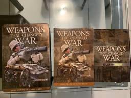 Coleção original Armas que mudaram a guerra.