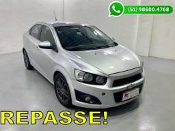 Chevrolet SONIC LTZ NB AT