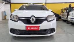 Título do anúncio: Renault Logan 1.0 Flex/GNV. C/Entrada+48x581 Fixas