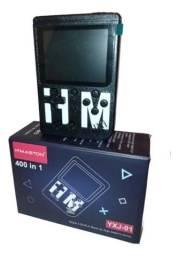 Mini Vídeo Game Sup Console 400 Jogos Clássicos Retro