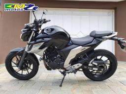Yamaha FZ 25 Fazer 2020 Preta com 15.000 km