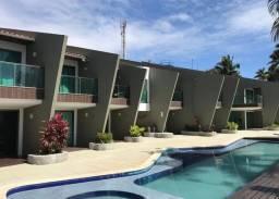Título do anúncio: Apartamento FLAT EM MURO ALTO TERREO COM PISCINA NA PRAIA DO CUPE MOBILIADO