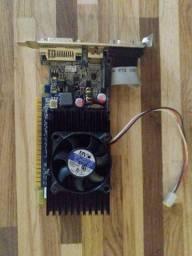 Placa de vídeo NS 8400 GS 512 mb