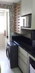 182CB - Apartamento Mobiliado no Centro de Santo André - SP