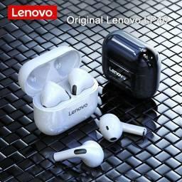 Fone de Ouvido Bluetooth TWS EarBud Lenovo LP40 Novo Original