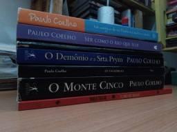 Coleção Paulo Coelho- 7 títulos