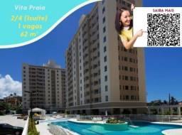 Oportunidade , 1 vaga , Itens de lazer completo , 62m² , Vitta Praia , 2 quartos (1 suíte)