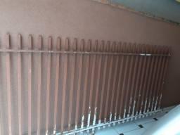Portão Grade Metalão 20x30 Galvanizado