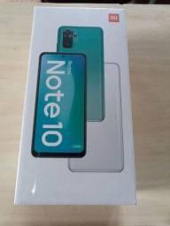 Vendo Xiaomi REDMI NOTE 10 NOVO E LACRADO, NUNCA VIOLADO