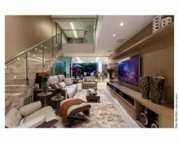 Casa de condomínio para venda possui 500 metros quadrados com 4 quartos