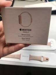 Apple Watch Series 2 38mm Case Rose Gold Aluminum